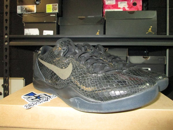 "Zoom Kobe VIII (8) EXT ""Black Mamba"" *PRE-OWNED* - SIZE13ONLY by 23PENNY"