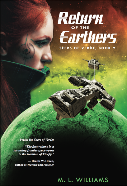 Image of Return of the Earthers: Seers of Verde, Book 2
