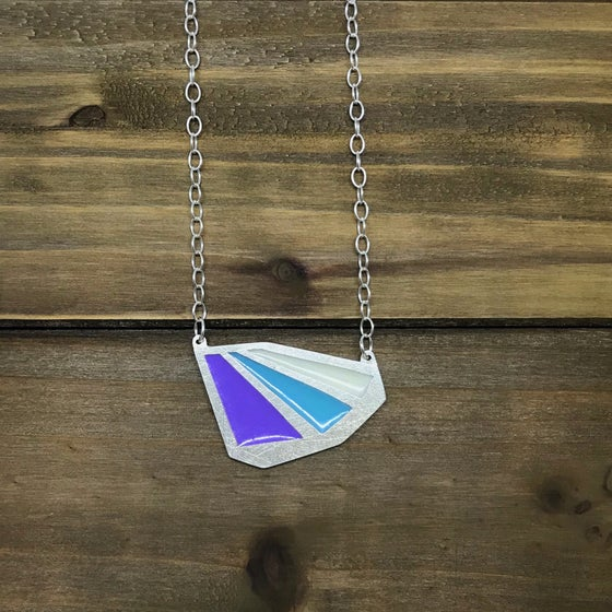 Image of Monarch Color Necklace
