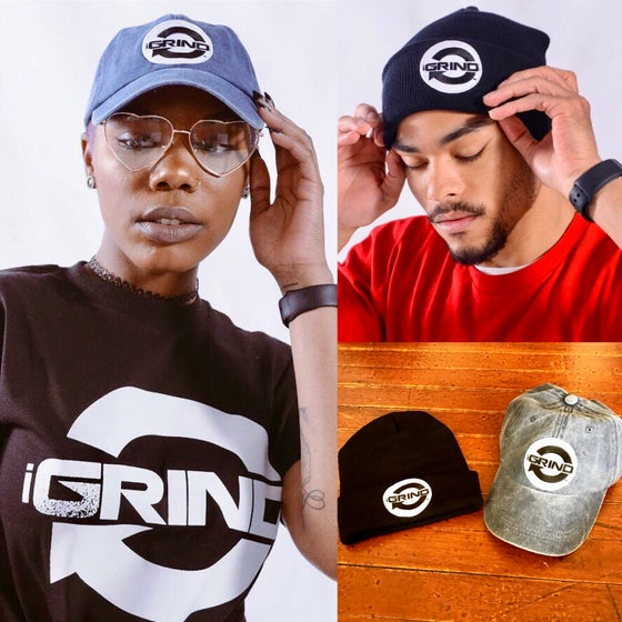 Image of iGrind Hat Collection