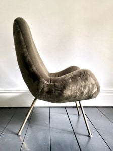 Image of Fritz Neth Lounge Chair, Germany 1950s