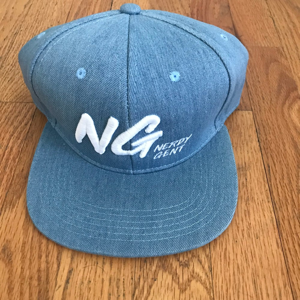 Image of Nerdy Gents Snap Back