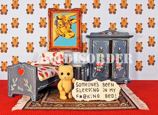 Image of My Bed !