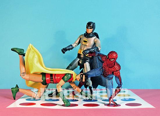 Image of Superhero Twister