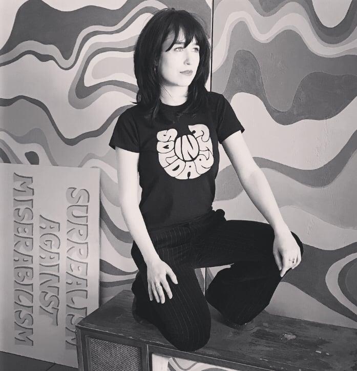 Image of IN SOLIDARITY Tshirt (black)