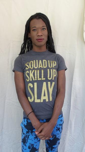 Image of Squad Up tshirt