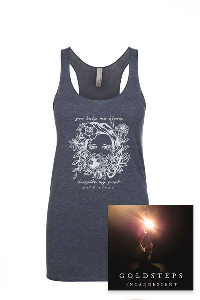Image of Bloom Racerback Tank