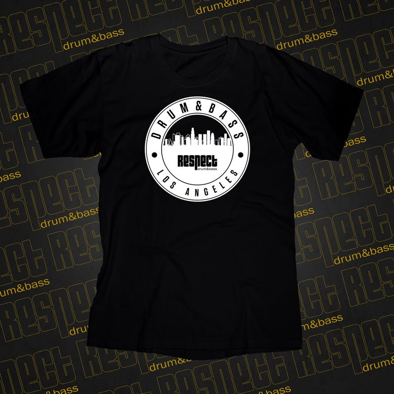 Image of RESPECT Los Angeles CITY Tee