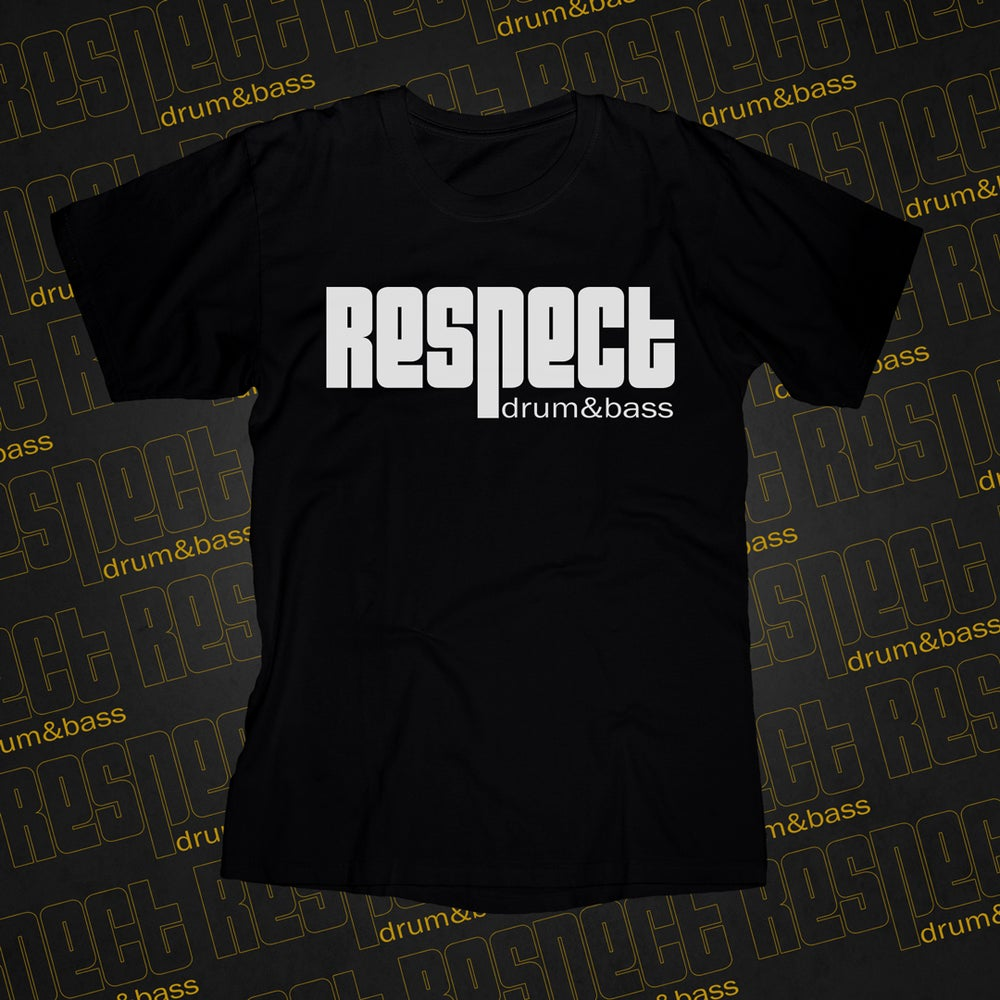 Image of Classic RESPECT Logo Tee -  WHITEOUT