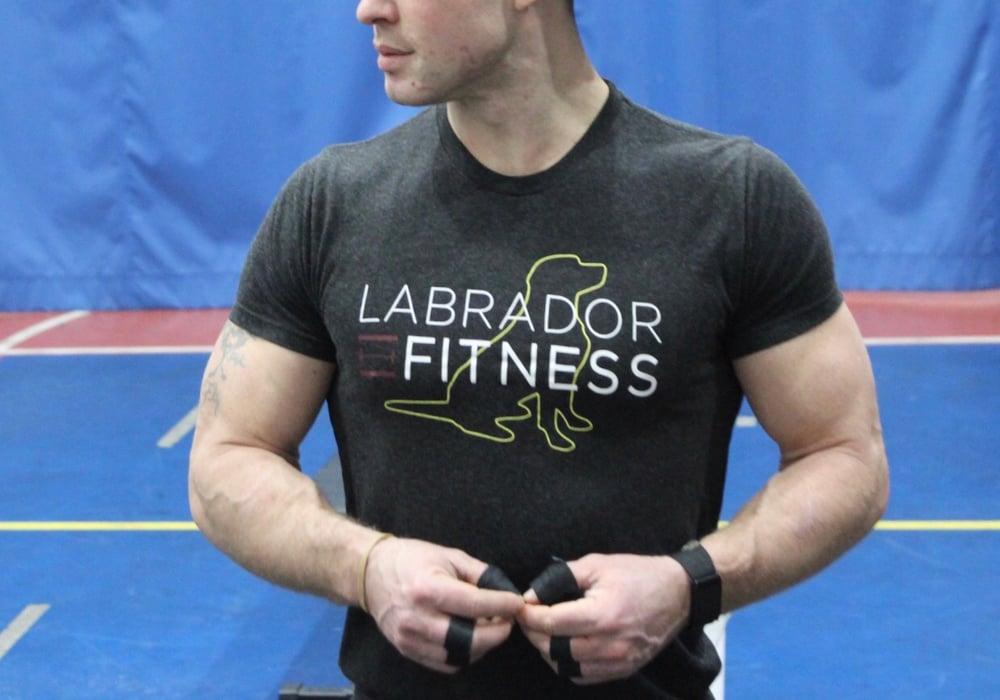 Image of Labrador Fitness Flagship T-Shirt