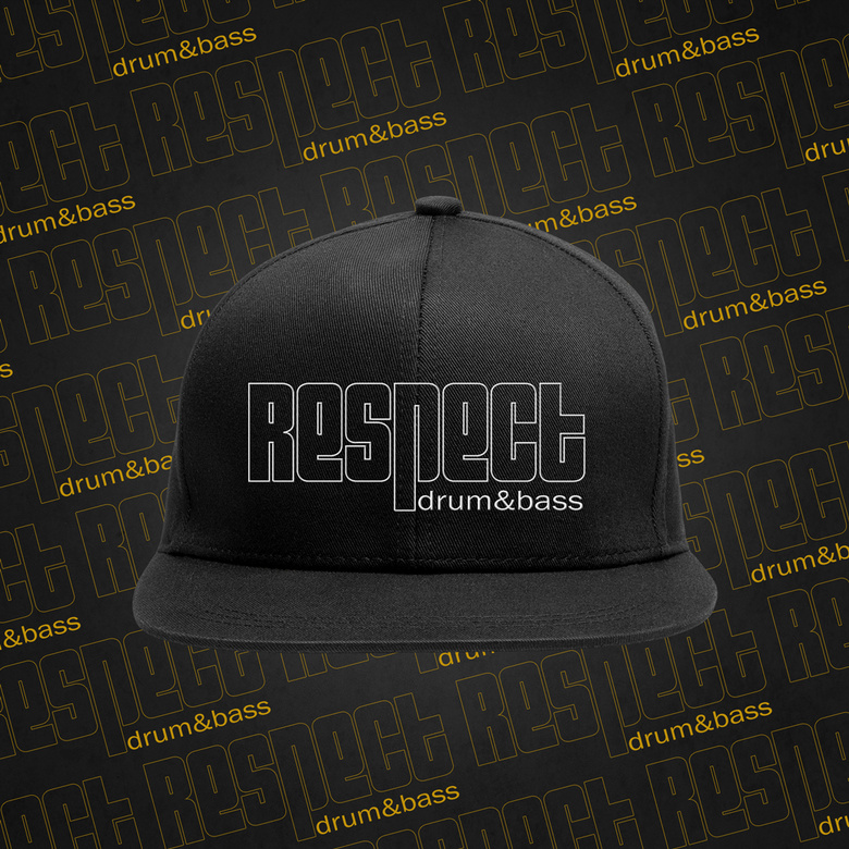 Image of RESPECT Snapback Baseball Cap