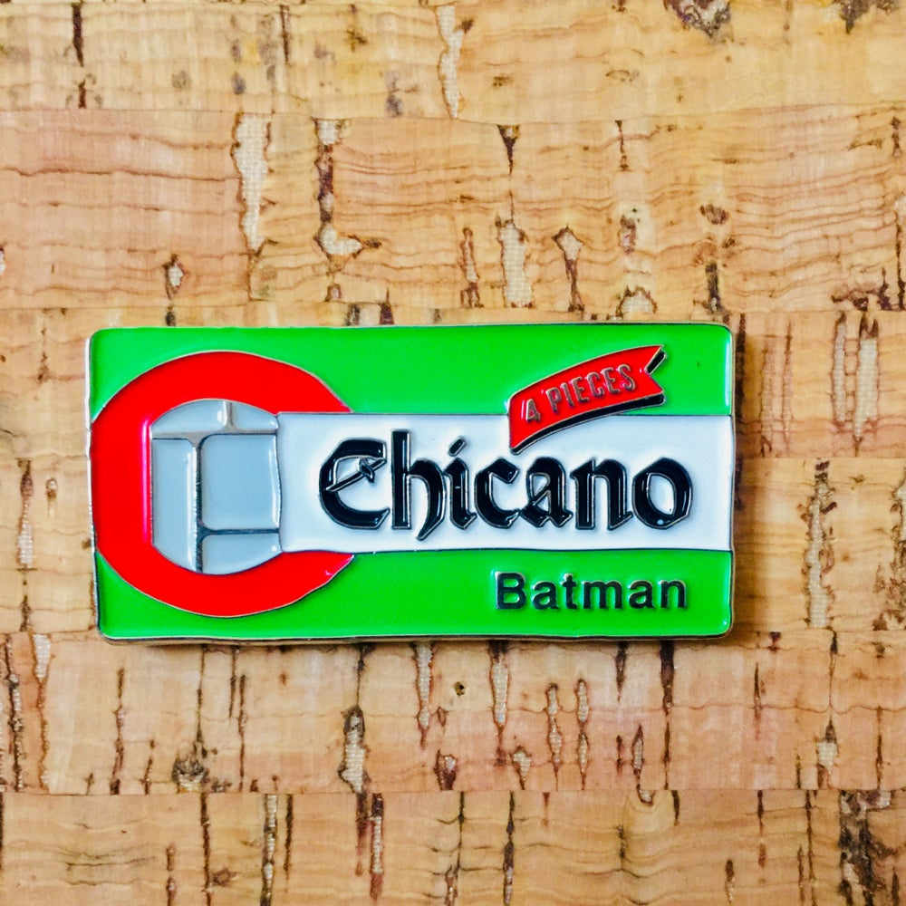 Image of Chiclets Pin