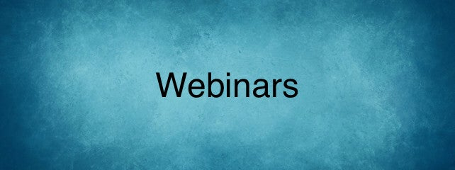 Image of Webinars hosted by ChristineTeaches.com