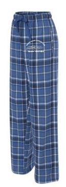 Image of Youth and Adult Royal Sparkle Boxercraft - Flannel Pants With Pockets - F20