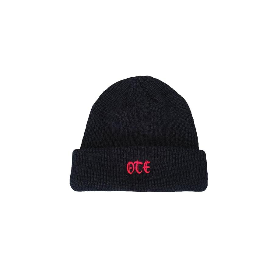 Image of OTE Cuffed Beanie