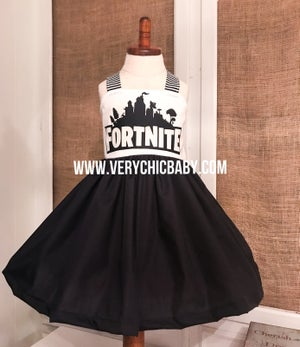 Image of FORTNITE Dress