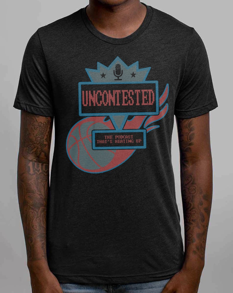 "Image of The Uncontested ""NBA JAM"" Tee"