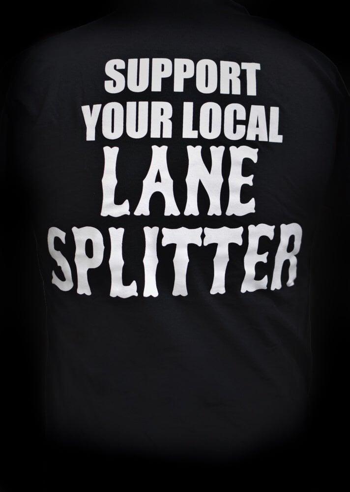 Image of Lane Splitter Support Tshirt