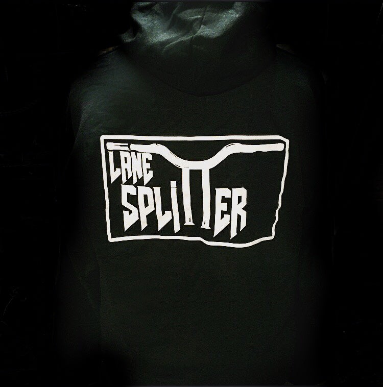 Image of Logo Pullover Hoodie