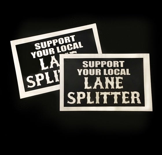 Image of Support Stickers