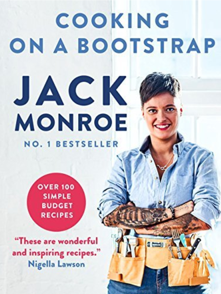 Image of *SIGNED COPY* Cooking On A Bootstrap (Colour Edition) by Jack Monroe