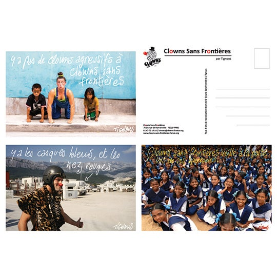 Image of Cartes postales - Tignous - Lot de 10