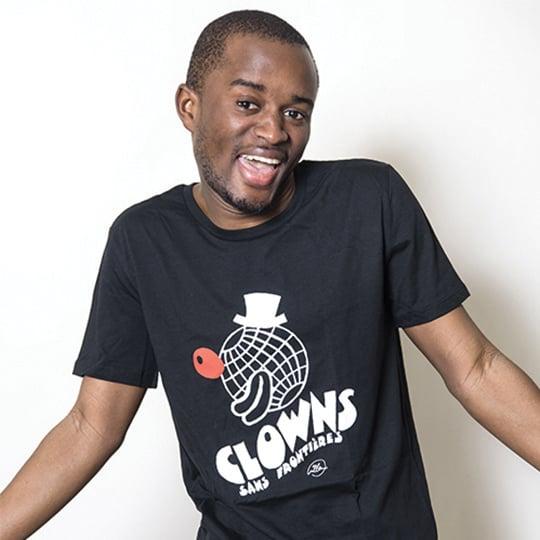 Image of T-shirt homme / Noir