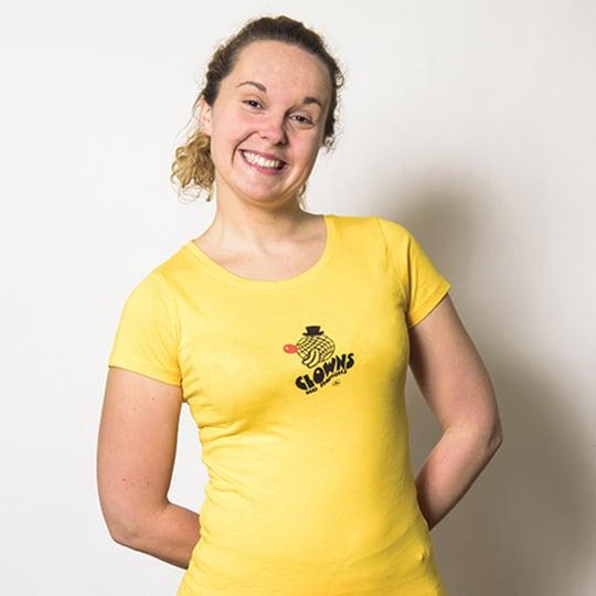 Image of T-shirt femme / Jaune
