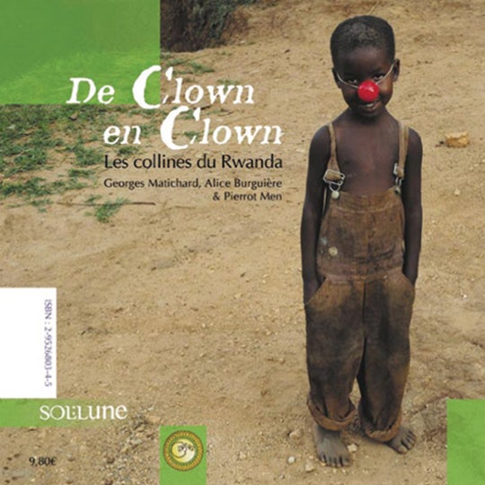 "Image of Livre ""De clown en clown"" / ""De colline en colline"""