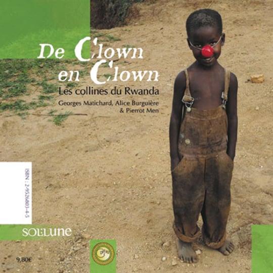"""Image of Livre """"De clown en clown"""" / """"De colline en colline"""""""
