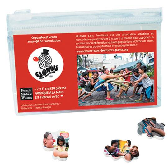 Image of Puzzle Clowns Sans Frontières