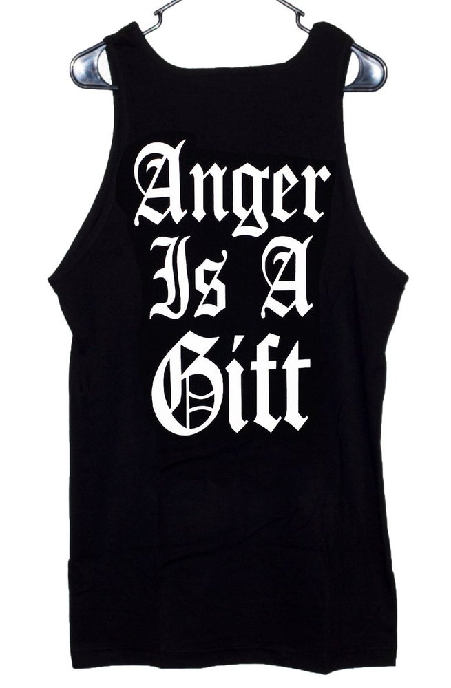Image of ANGER Tank-Top