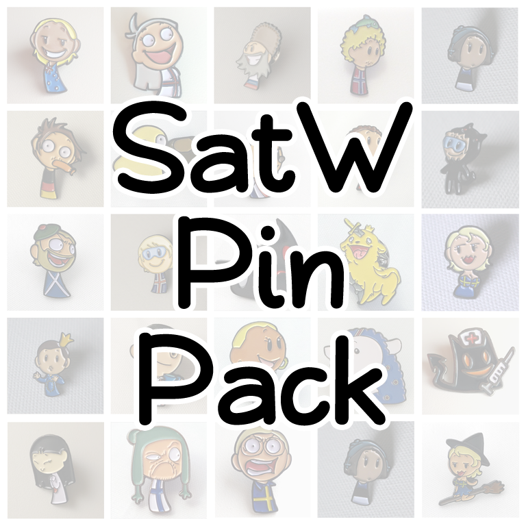 Image of Every Pin Pack