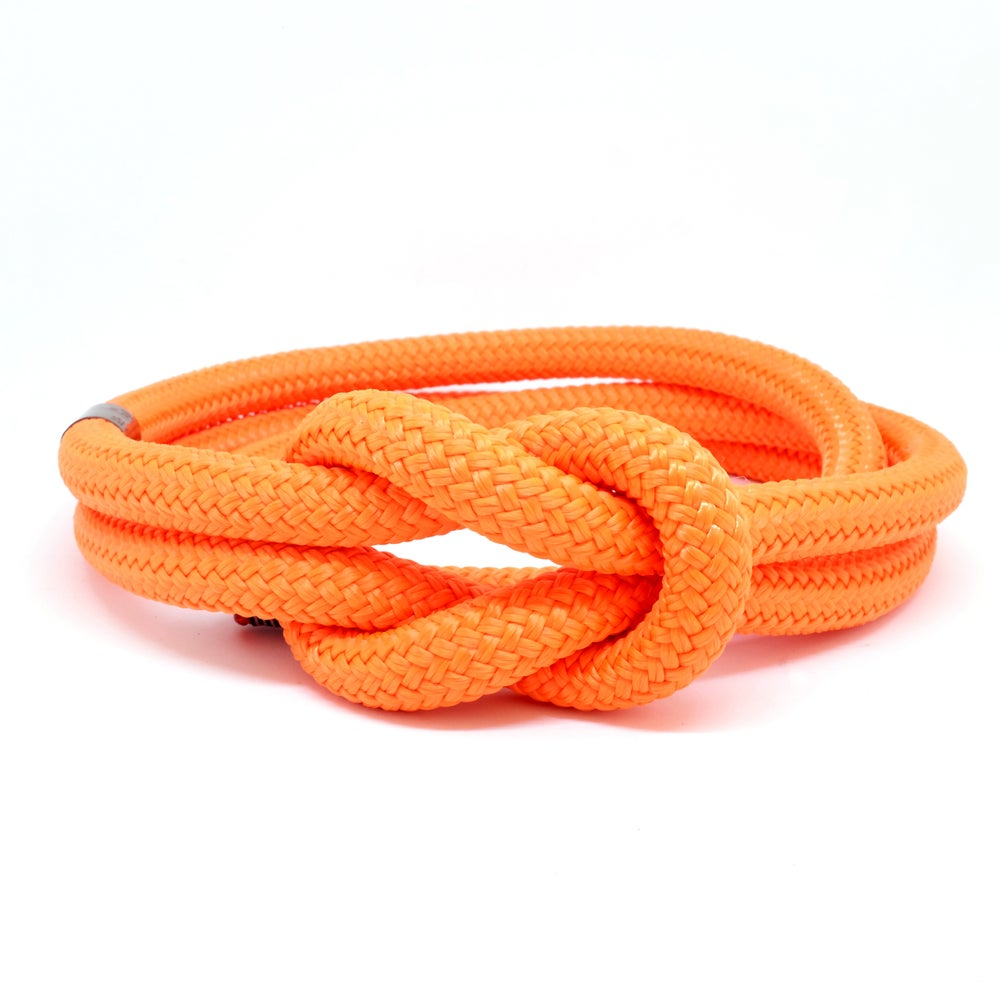 Image of LA CEINTURE DU MARIN ORANGE FLUO LARGE