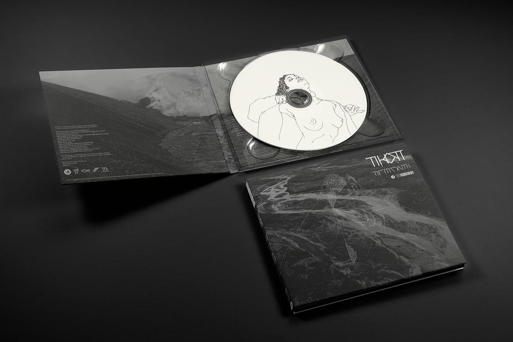 "Image of THOT ""FLEUVE"" CD"