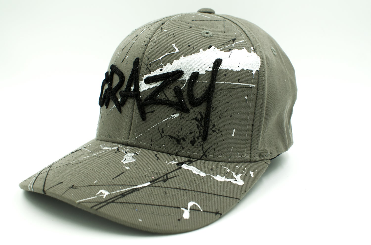 Image of CAP SPLATCH ACRYLIC- REF 140
