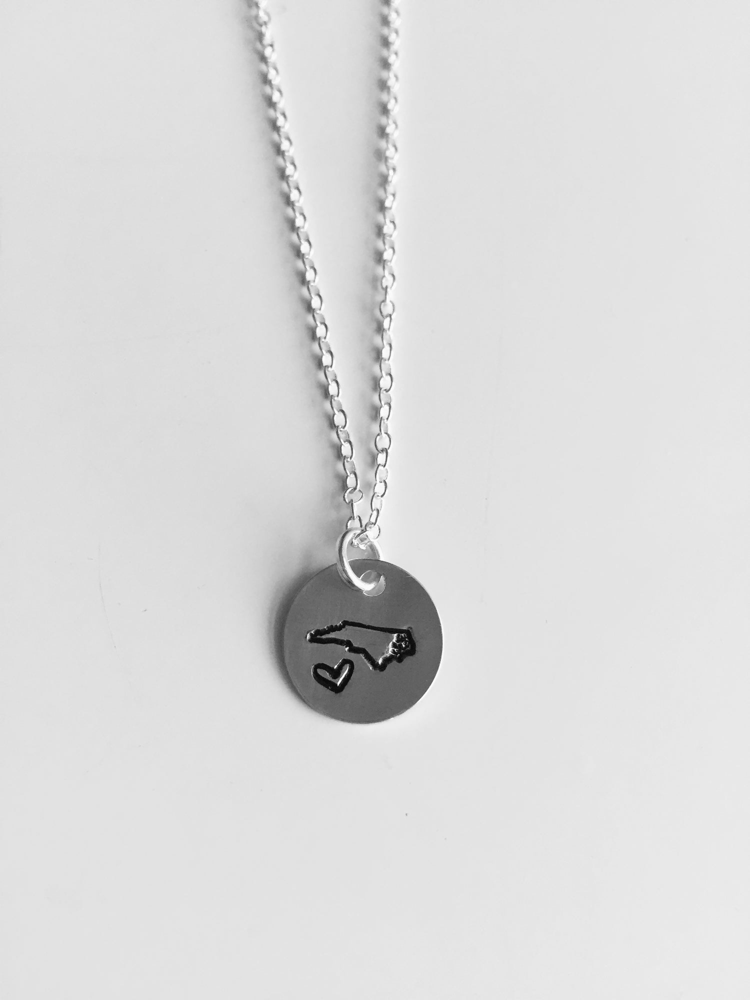 Image of NC State Necklace