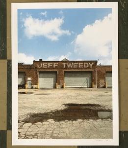 Image of Jeff Tweedy Burlington VT 2018