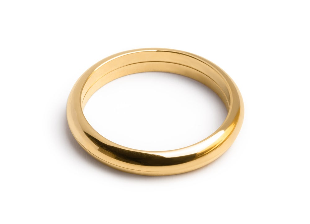 Image of HALF WEDDING RING