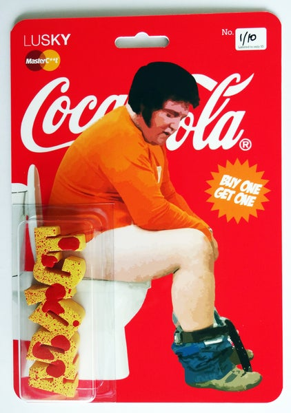 Image of Coke King limited edition collectible