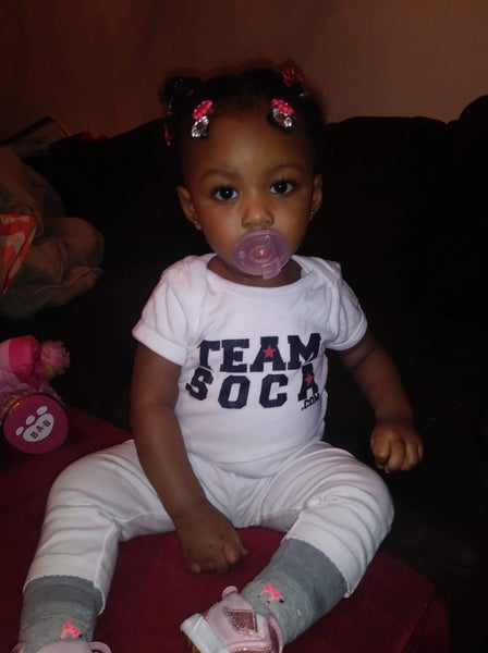 Image of Team Soca Infant Onesie