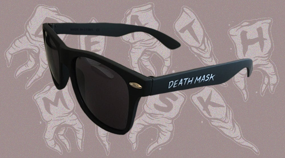 Image of Death Mask sunnies