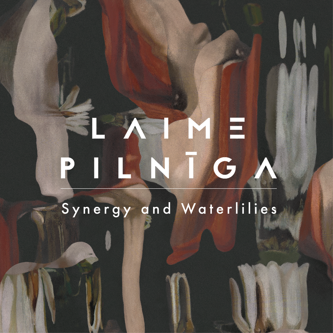 "Image of Signed ""Synergy and Waterlilies"" 2018"