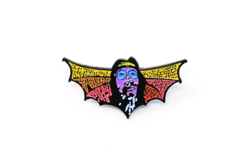 Image of Genesis - Watcher of the Skies Enamel Pin