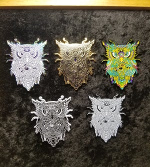Image of Mystic Owl Set
