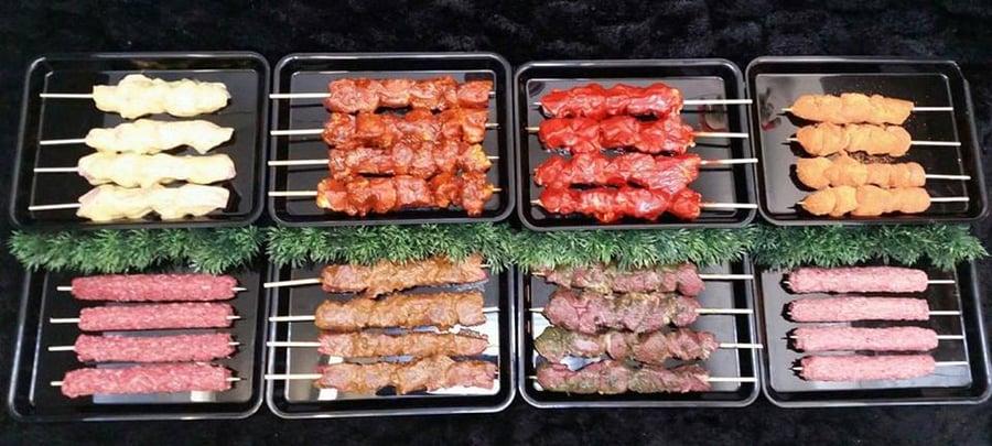 Image of Barrons Meaty Kebabs Meat Pack Deal