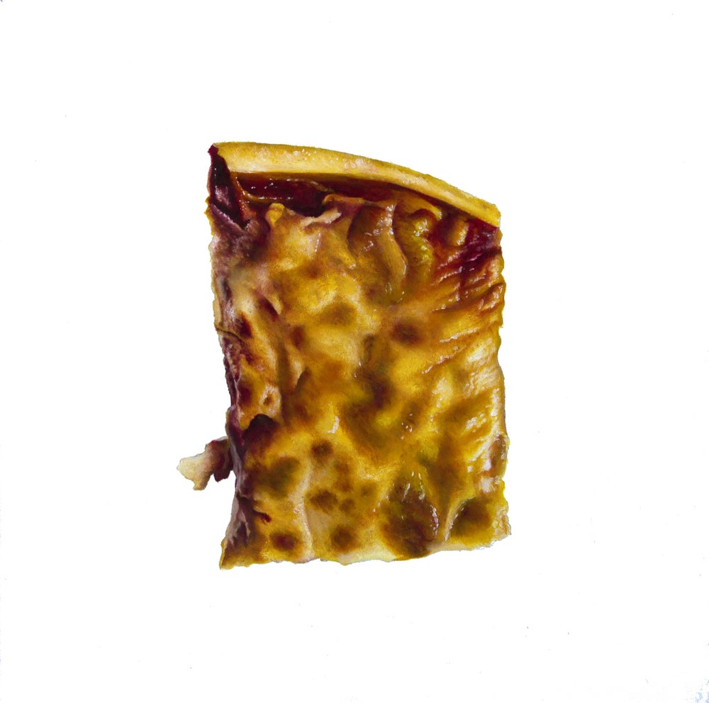 Image of Square Cheese #1