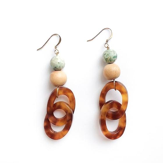 Image of Mariaelena earrings