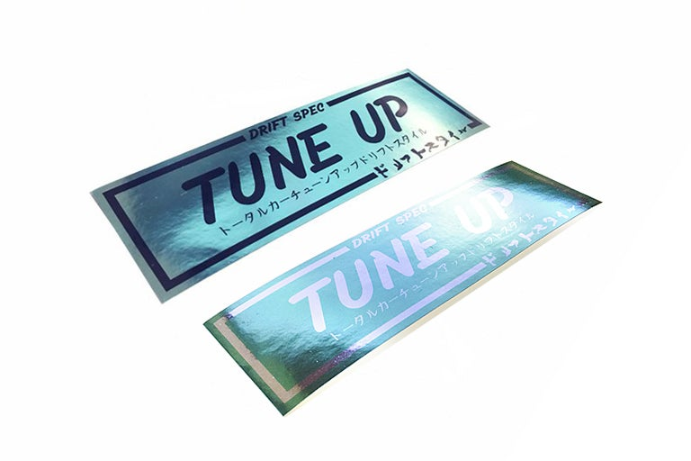 Image of Tune Up Sticker