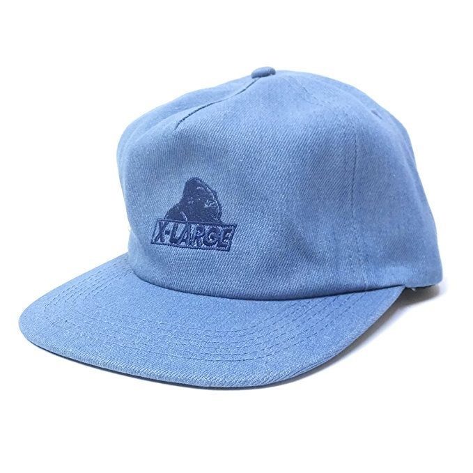 Image of XLARGE - SLANTED DENIM CAP